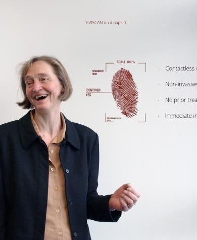 Ulrike Winkelmann at EVISCAN