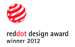 red dot design award for EVISCAN