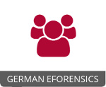 Working at German eForeniscs icon