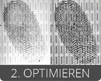 EVISCAN optimiert Fingerabdrücke