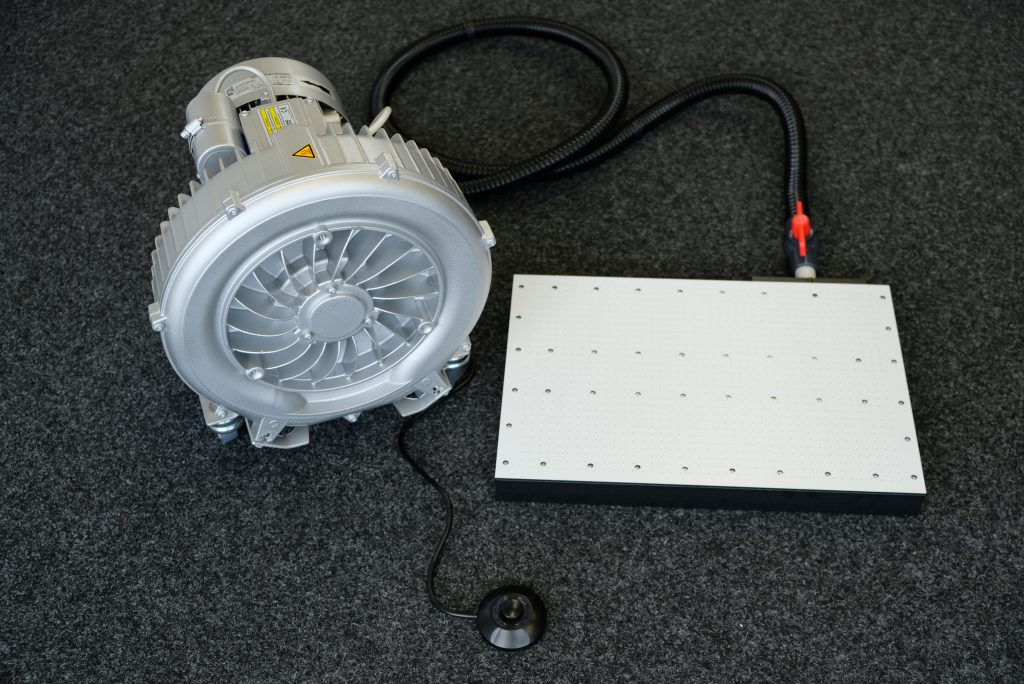 suction board
