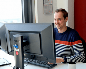 Jan Mahlstein, Business Developer bei German eForensics