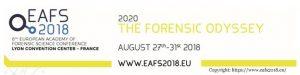 EAFS 2018