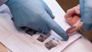 securing fingerprints
