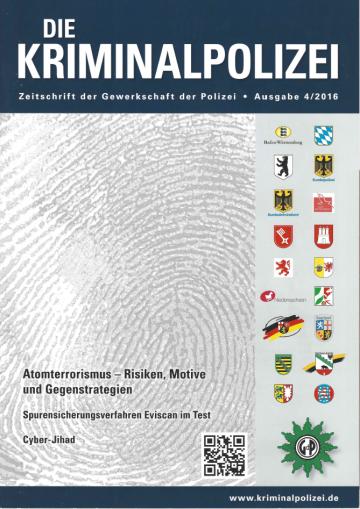 Zeitschrift: Die Kriminalpolizei